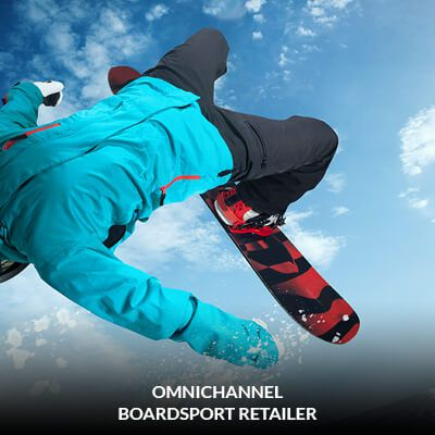 OMNICHANNEL BOARDSPORT RETAILER